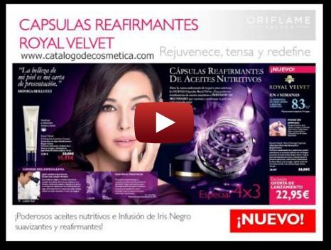 Oriflame, vídeo presentación del catalogo 2