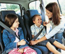7 consejos para viajar con seguridad con los niños