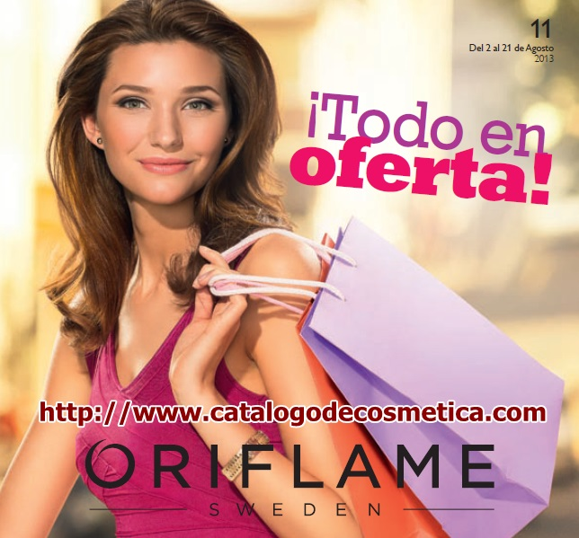 Oriflame, nuevo catalogo 11