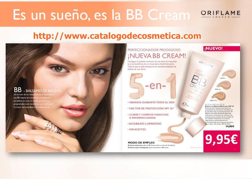 BB Cream Oriflame