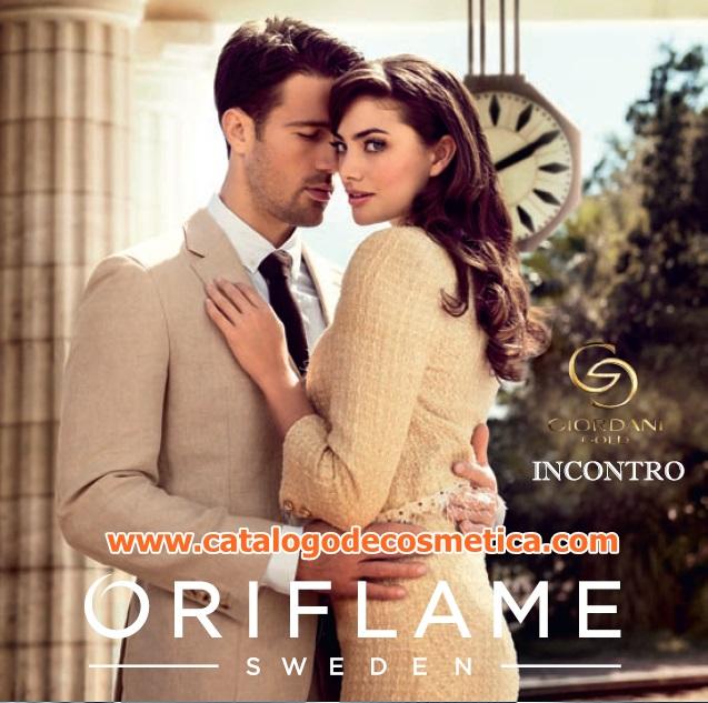 Nueva colección Incontro de Giordani Gold Oriflame