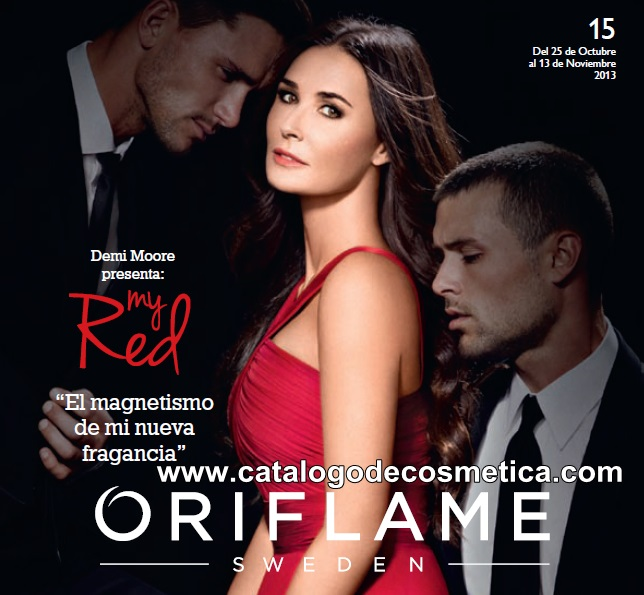 Vídeo presentación del catalogo 15 de Oriflame