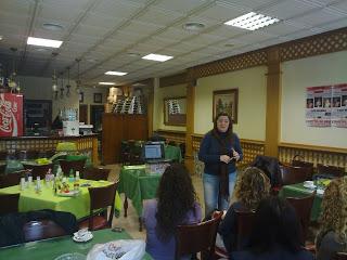 reunion ana Oriflame