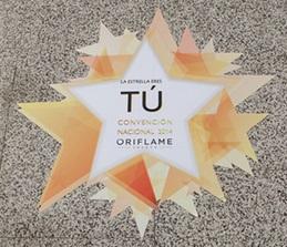 Vídeo de la convención nacional de Oriflame España 2014