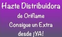hazte distribuidora Oriflame