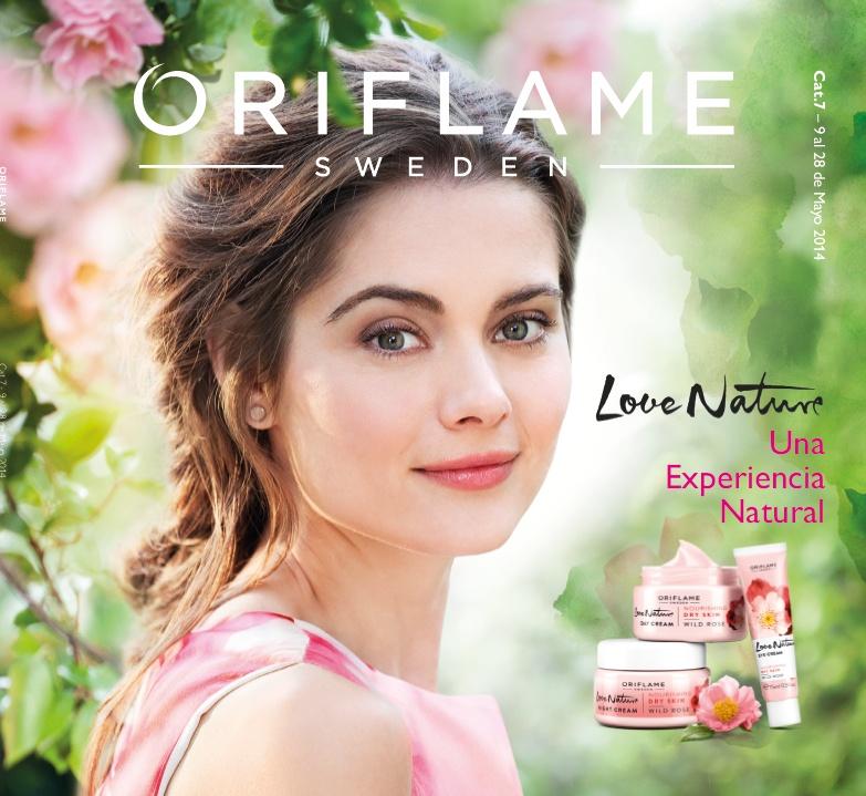 Vídeo presentación del catalogo 7 de Oriflame