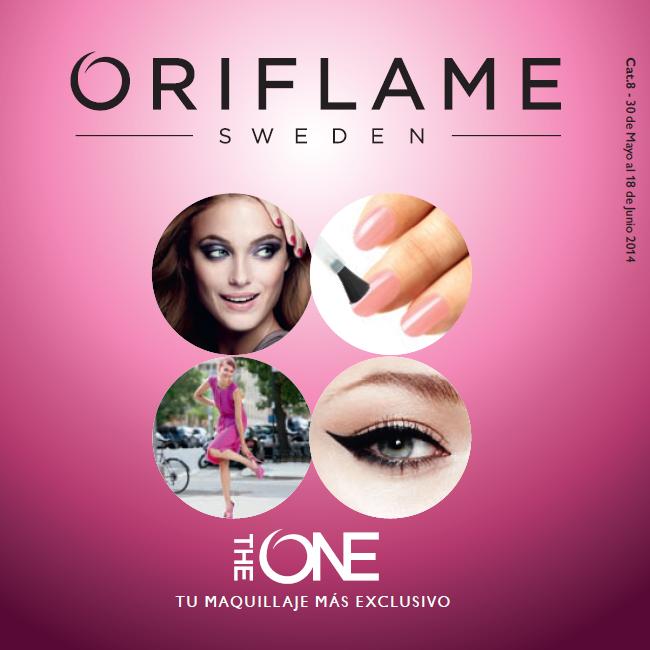 Promociones del catalogo 8 de Oriflame