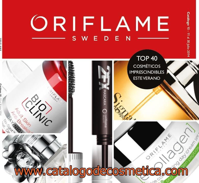 Oriflame, nuevo catalogo 10