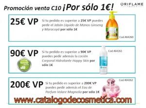 promociones catalogo 10 Oriflame