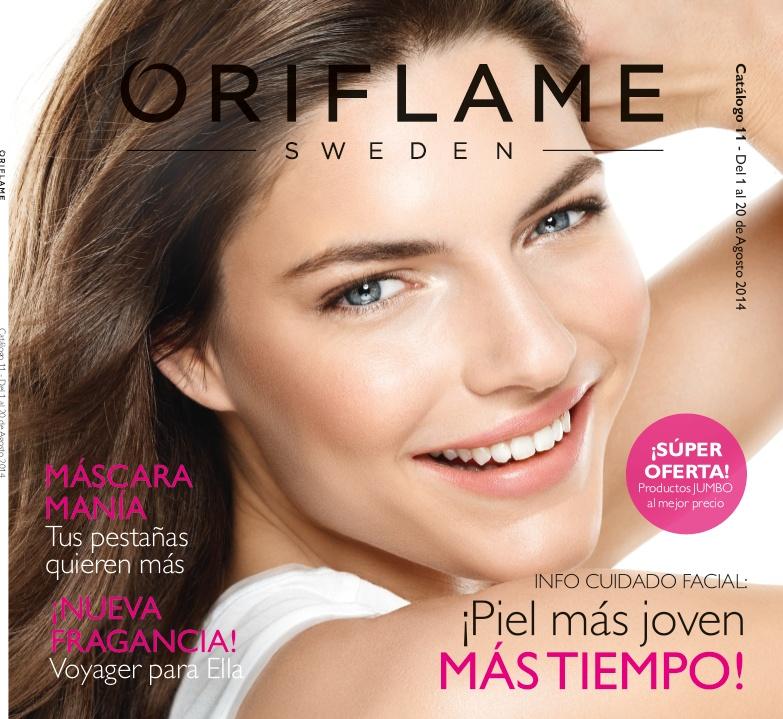 Vídeo presentación del catalogo 11 de Oriflame