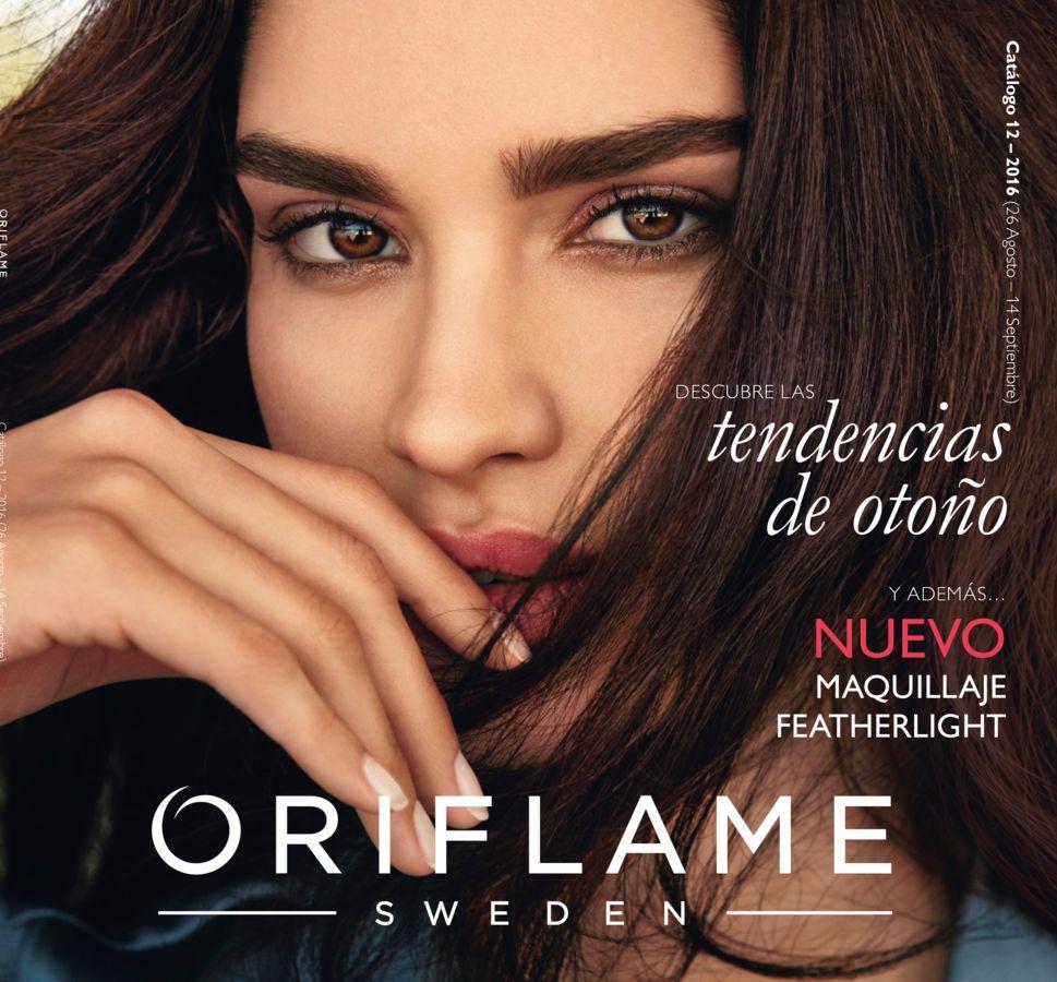 Oriflame, catalogo actual, catalogo de cosmetica oriflame