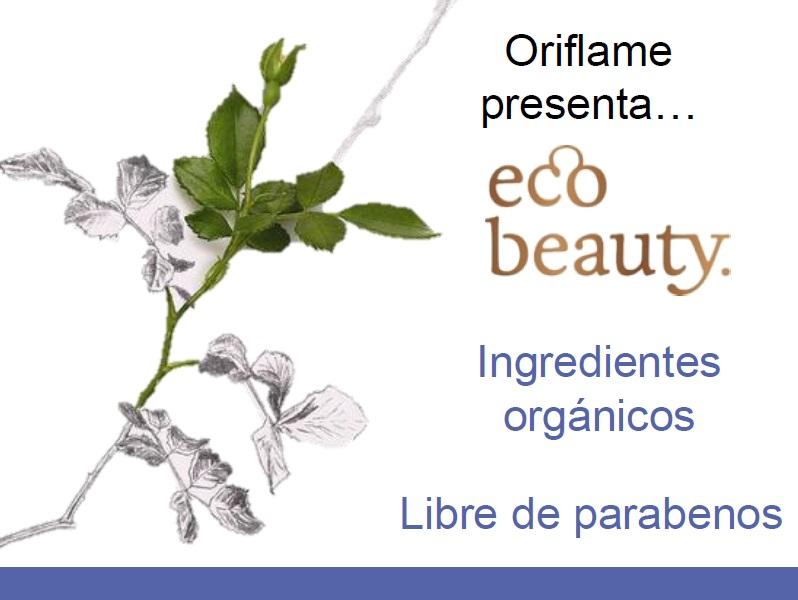 Nueva línea Ecobeauty de Oriflame