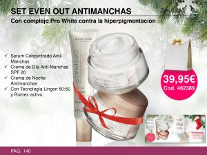 antimanchas oriflame