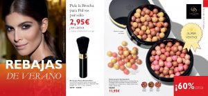 perlas de color oriflame