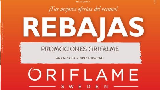 Promociones Oriflame catalogo 11