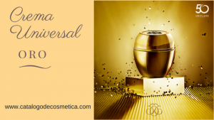crema universal oro