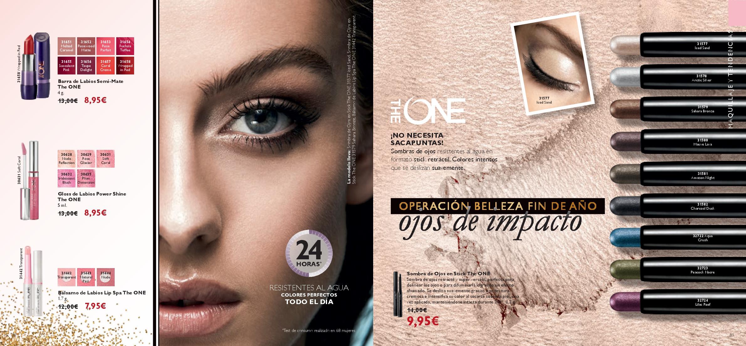 Oriflame catalogo 17 045