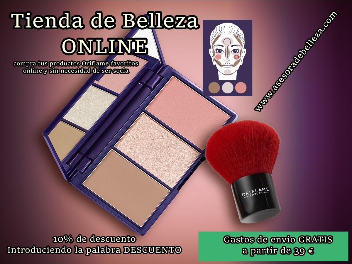 tienda de belleza online