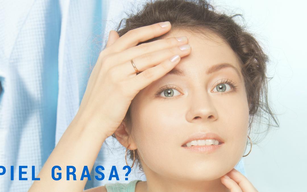 Características y cuidado de la piel grasa