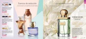 fragancias oriflame