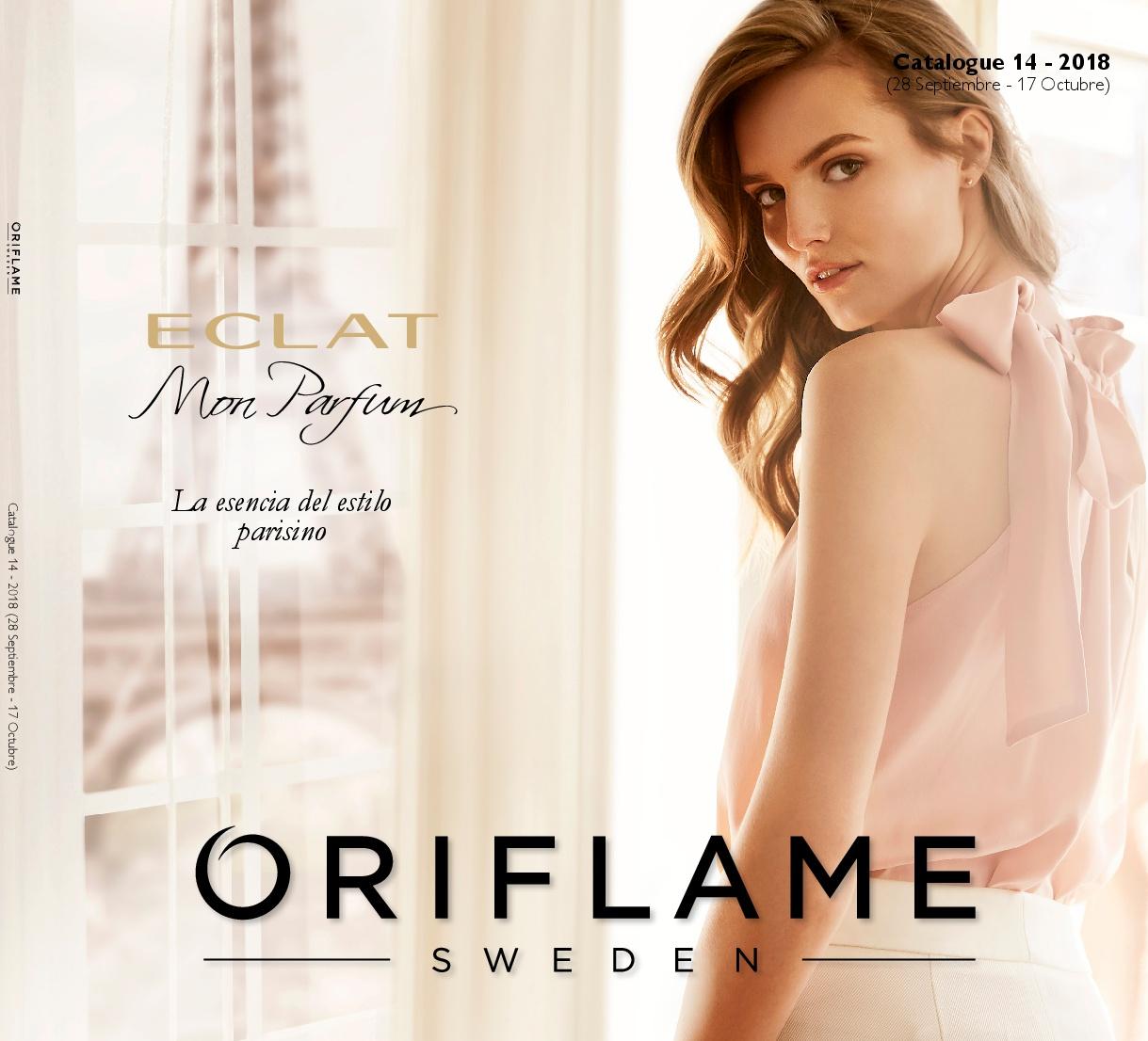 oriflame catalogo 14 001