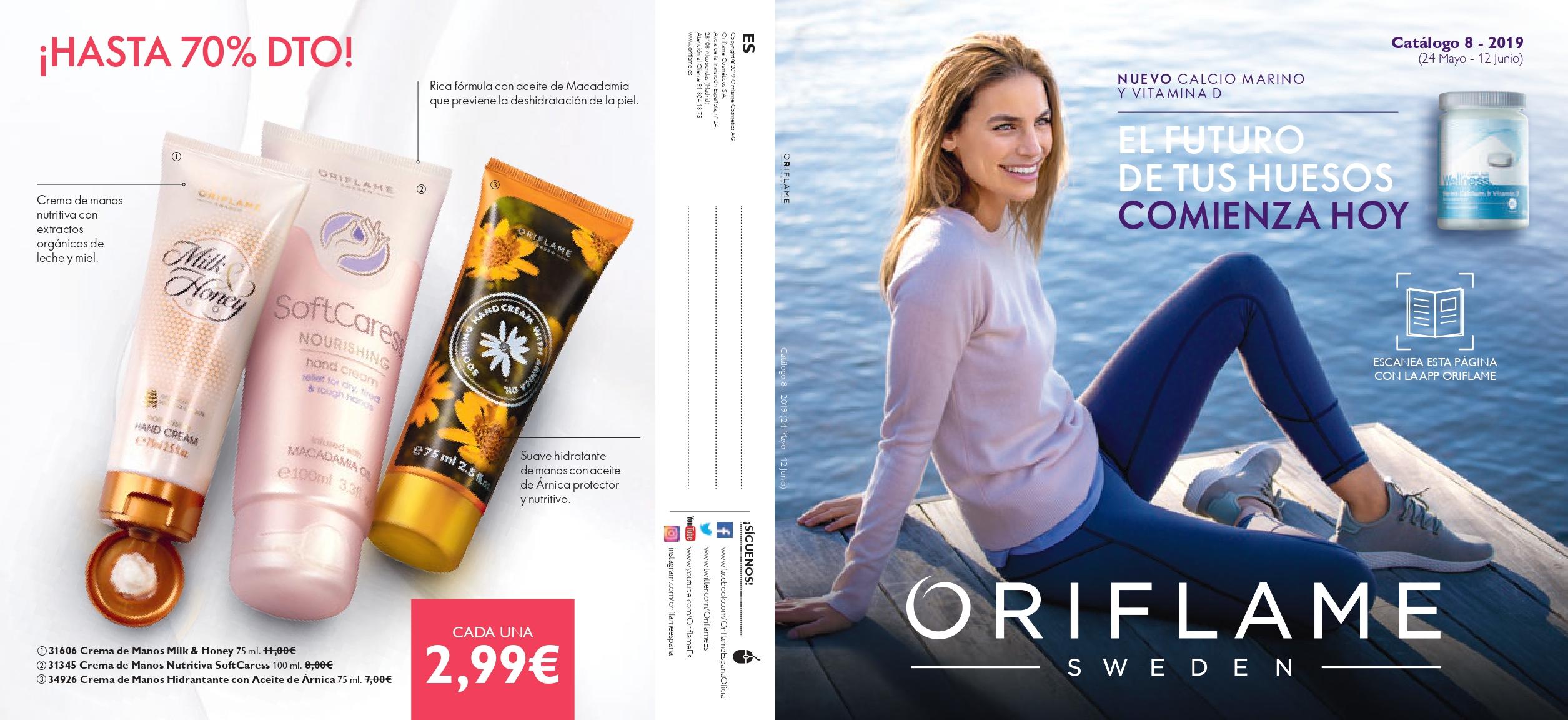 oriflame catalogo 08 068